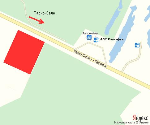 склад в г. Муравленко